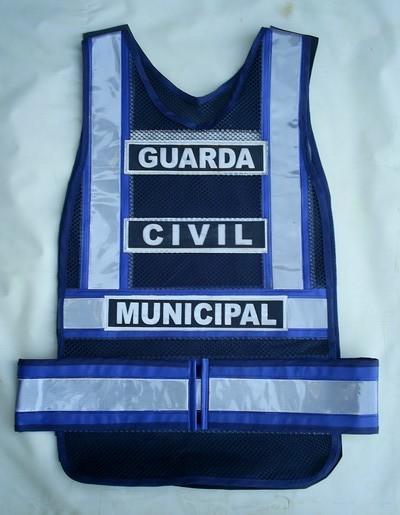 """alt=""""img de Coletes Refletivos da Guarda Civil Municipal"""""""